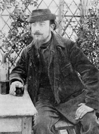 Young Erik Satie